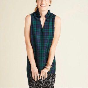 NWT Vineyard Vines Meredith ruffle neck dress sz 6